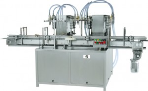 Manufacturer of Eight Head Liquid filling Machine