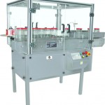 Manufacturer of Sticker Labeling Machine Model NKSAL -120