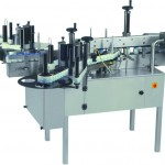 Manufacturer of Double Side Sticker Labeling Machine
