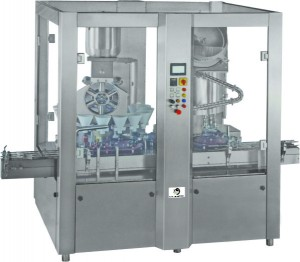 Manufacturer of Dry Syrup Powder Filling Machine