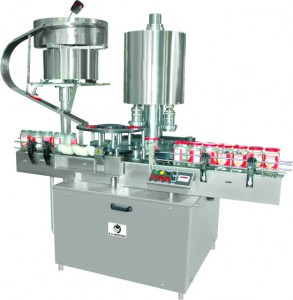 Manufacturer of Automatic Screw Capping Machine – Pick and Place