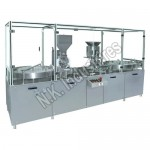 Manufacturer of Single Head Injectable Powder Filling Machine.