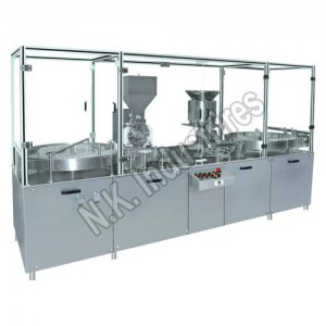 Single Head Injectable Powder Filling Machine