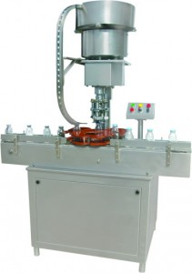 Single head Vial capping Machine